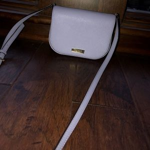 Kate Spade Carson Laurel Way Crossbody Bag Purple